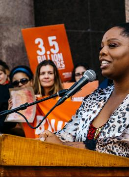 Patrisse Cullors Leads New MFA At Prescott College